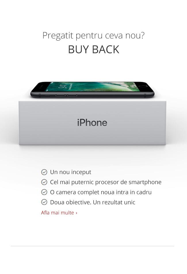 Cumpara acum noul iPhone 7 - Smart Bizz